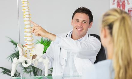 Visita posturale e baropodometria
