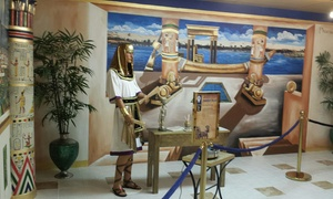 Noah's Ark Biblical History Museum: Admission for Two, Four, or Six to Noah's Ark Biblical History Museum (Up to 63% Off)