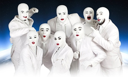Voca People at Mayo Performing Arts Center on Friday, November 7, at 8 p.m. (Up to 52% Off)