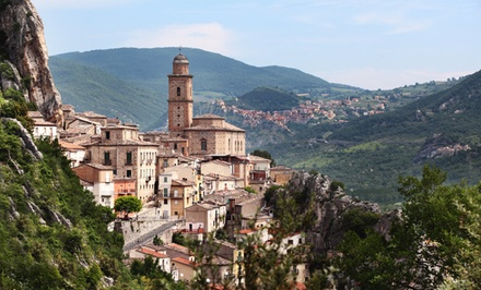 7-Day Culinary Tour in Abruzzo with Accommodations, All Meals, Culinary Classes, and Excursions from Epitourean