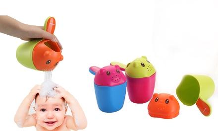 baby bath animal shampoo rinser groupon goods. Black Bedroom Furniture Sets. Home Design Ideas