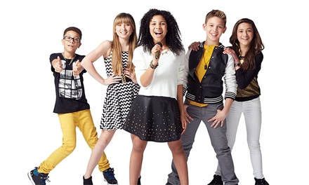Kidz Bop at Coral Springs Center for the Arts on October 26 at 2 p.m. (Up to 40% Off)