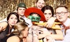 Top Hat Photo Booth: Two-, Three-, or Four-Hour Photo Booth Rental Package at Top Hat Photo Booth (Up to 44% Off)
