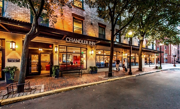 The Chandler Inn Hotel Boston Ma Stay At In