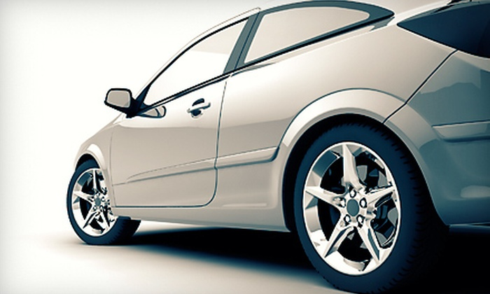 Performance Window Tinting - Englewood: Tinting for Two or Up to Five Windows of Car or Truck at Performance Window Tinting (Up to 65% Off)