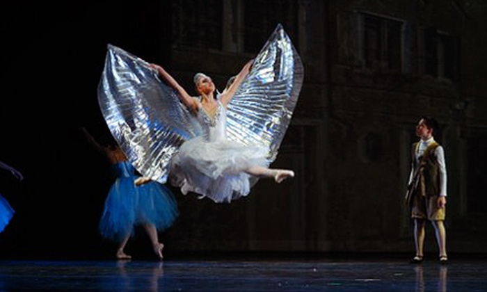 "DanceVision's ""The Snow Queen"" - Ewing: DanceVision's ""The Snow Queen"" Ballet on December 15 or 16 at Kendall Theatre (Up to 44% Off). Six Options Available."