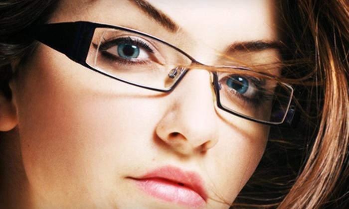 Premier Eyecare - Farragut: $69 for Eye Exam and $100 Toward Glasses at Premier Eyecare ($225 Value)