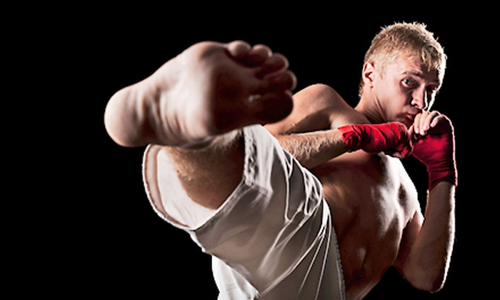 Ultraforce Kickboxing Mixed Martial Art - City Centre: $29 for a Month of Classes for Kids or Adults at Ultraforce Kickboxing Mixed Martial Art ($145 Value)