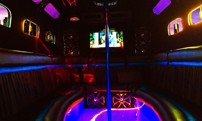 My Party Bus - Atlanta: Two-Hour Karoake Party Bus Rental from My Party Affair Party Bus (45% Off)