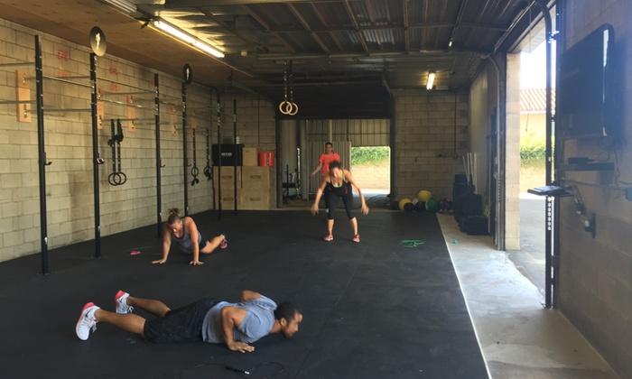 CrossFit Cinnabar - El Cajon: Four Weeks of Gym Membership at CrossFit Cinnabar (67% Off)