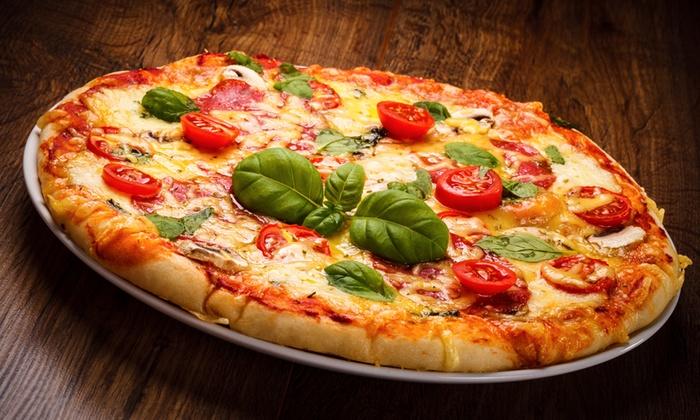 Pizzeria da Italia - Teramo: Menu pizza con antipasto misto, dolce e birra da 16,99 €