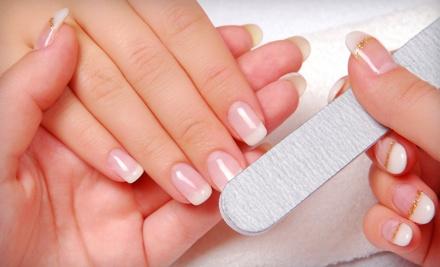 1 Serum Cuticle Manicure ($28 Value) - Hampton Spa in Manhattan