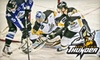 Stockton Thunder - Irvington: Up to 64% Off Tickets to Stockton Thunder, Plus Hat and $10 Merchandise Voucher.  Choose from Four Options.