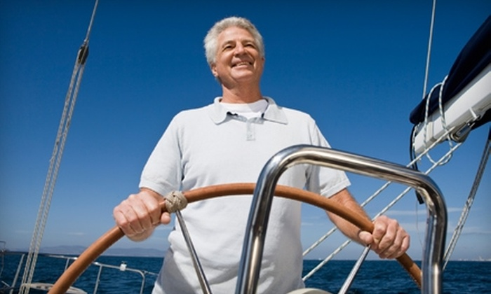 Confident Captain/Ocean Pros - Newport: $75 for $150 Toward At The Helm Seamanship Workshop from Confident Captain/Ocean Pros