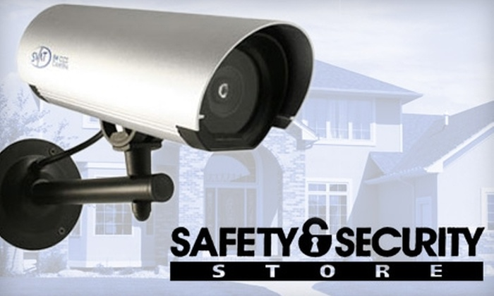 Safety & Security Store - Phoenix Hill: $10 for $25 Worth of Home and Personal-Defense Products at the Safety & Security Store