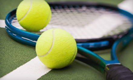 3 Hours of Indoor Tennis Court Time - Paxton Sports Centre in Paxton