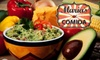 Maria's  Housemade Salsa - Downtown Hamtramck: $9 for $20 Worth of Mexican-Asian Fusion Cuisine at Maria's Comida in Hamtramck