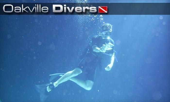 Oakville Divers - Toronto (GTA): $35 for a Discover Scuba Class at Oakville Divers in Oakville