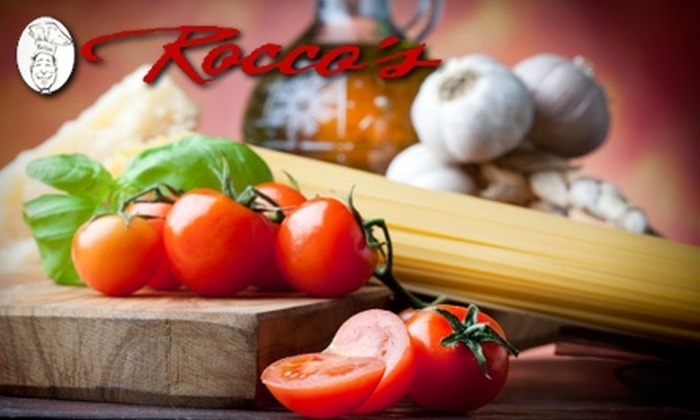 Rocco's Italian Restaurant - Powers: $15 for $30 Worth of Cuisine at Rocco's Italian Restaurant