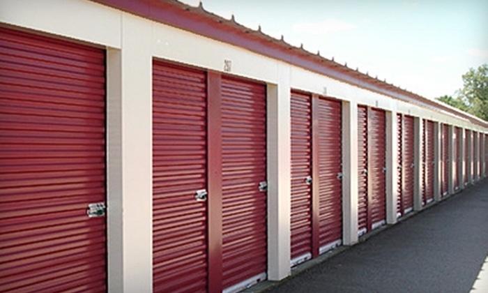 Storage Pros Self Storage - Multiple Locations: $99 for $200 Worth of Self-Storage at Storage Pros Self Storage