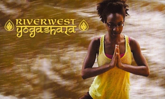 Riverwest Yogashala - Riverwest: $30 for Six Yoga Classes at Riverwest Yogashala ($90 Value)