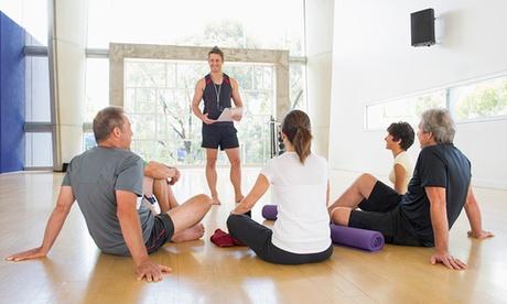 Curso online de Monitor de Yoga por 24,95 € en Grupo Menta Siglo XXI