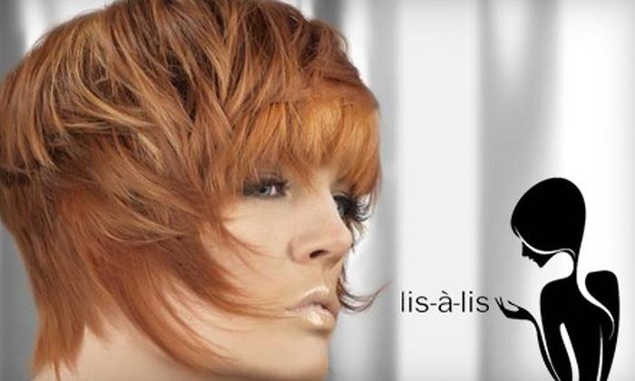 Lis-a-Lis A Salon - Branford: $25 for $50 Worth of Salon Services at Lis-a-Lis A Salon in Branford