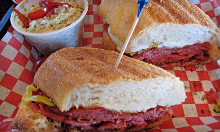 Prime by Vernon's - Alamedan Valley: $10 for $20 Worth of Sandwiches, Paninis, and Beer at Prime by Vernon's