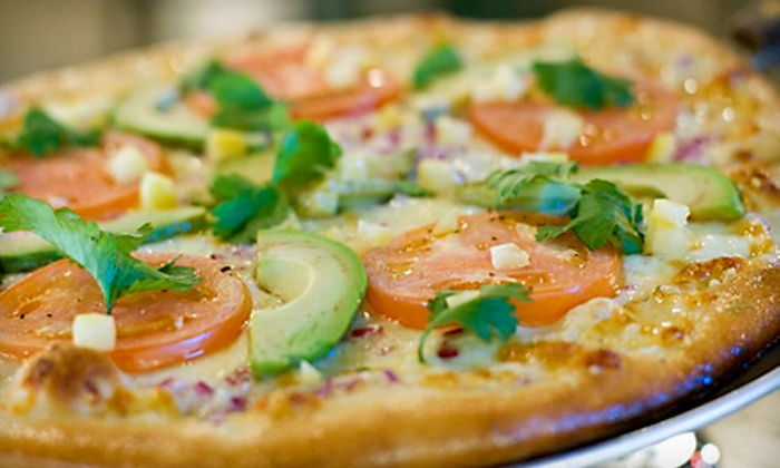 Brick - Downtown Phoenix: Urban American Dinner for Two or Four at Brick