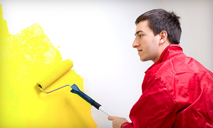 Patriot Painting - Old Erie: $89 for Interior Painting for One Room from Patriot Painting (Up to $400 Value)