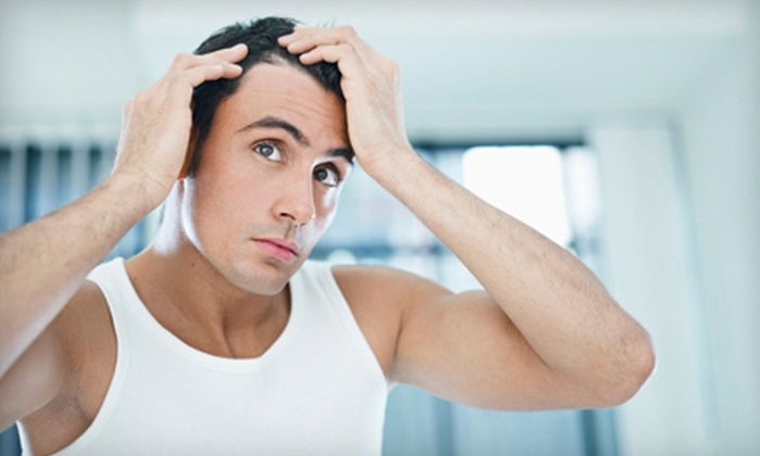The Hair Loss Control Clinic - River Ridge: $99 for Laser Hair-Restoration Treatments with Consultation and Scalp Analysis at The Hair Loss Control Clinic in Metairie ($1,000 Value)