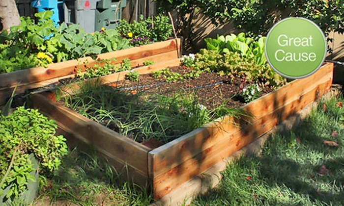 Valley Verde: $10 Donation to Garden Plot for Low-Income Family