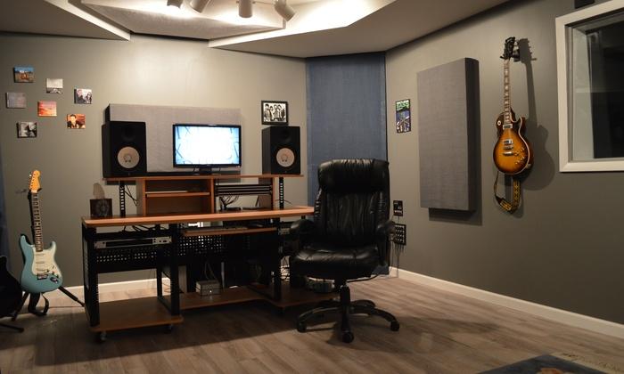 Mix Pro Studios - Blountville: Three Hours of In-Studio Recording from Mix Pro Studios (45% Off)