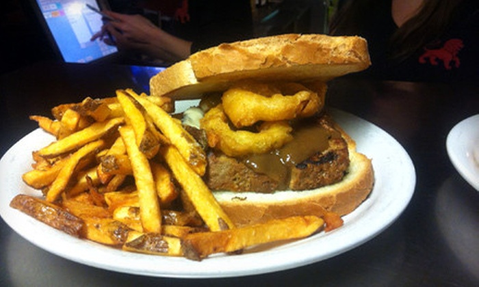 Red Lion Grog House - Fountain Square: $10 for $20 Worth of English Tavern Fare at Red Lion Grog House