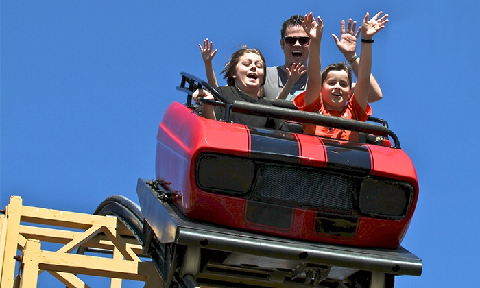 Adventure Park USA - Frederick: $15 for $25 Worth of Attractions at Adventure Park USA