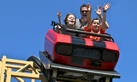 $15 for $25 Worth of Attractions at Adventure Park USA