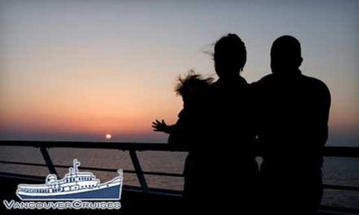 Vancouver Cruises - Downtown Vancouver: $29 For Two Tickets on Vancouver Cruises' Carol Ship (up to $65 Value)