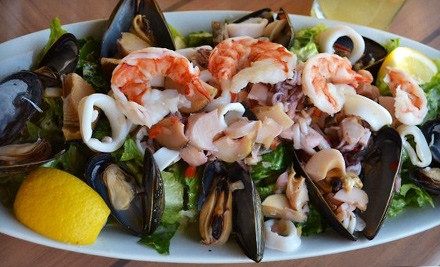 Dinner for Two - The Dockside in Sea Bright