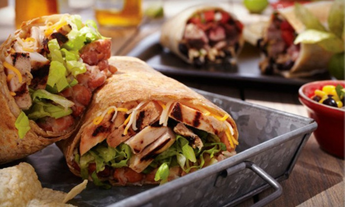 Lime Fresh Mexican Grill - Multiple Locations: $7 for $15 Worth of Mexican Fare at Lime Fresh Mexican Grill