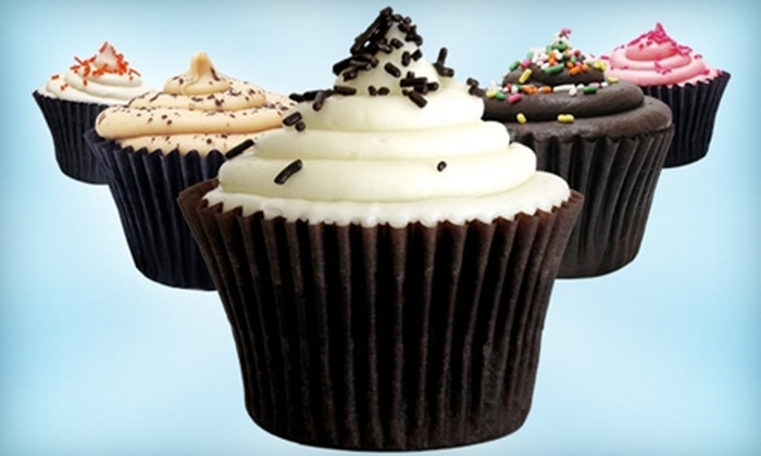 Famous Cupcakes - Valley Village: $9 for a Half-Dozen Cupcakes at Famous Cupcakes ($19.50 Value)