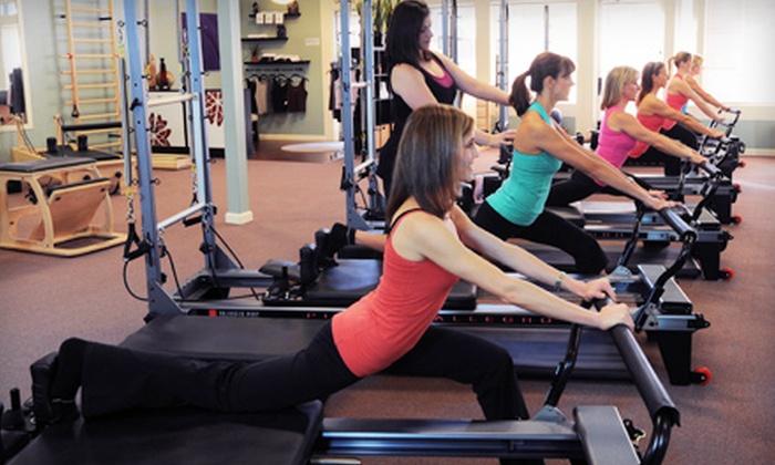 Propel Pilates & Fitness - Rancho Bernardo: $39 for Four Beginner or Intermediate Reformer Classes at Propel Pilates & Fitness in Rancho Bernardo