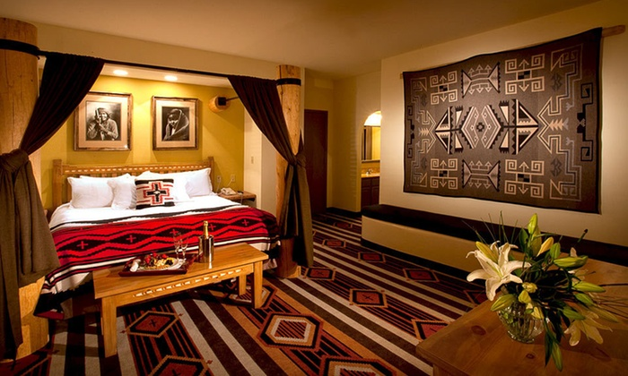 The Lodge at Santa Fe - Santa Fe, NM: Two-Night Stay in an Anasazi Mini Suite or Kiva Suite at The Lodge at Santa Fe