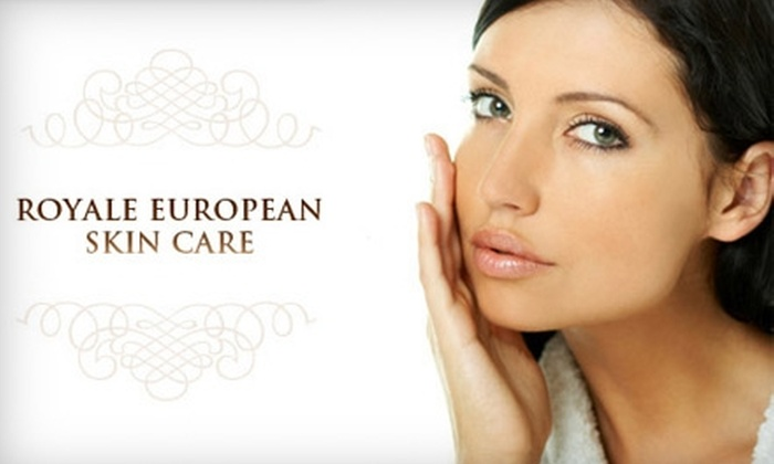 Royale European Skin Care - Lake Stevens: $49 for $100 Worth of Services Plus 10% Off Products at Royale European Skin Care