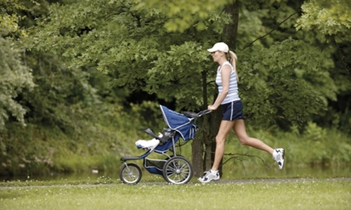 Stroller Strides - Williamsville: $38 for Two Months of Unlimited Classes from Stroller Strides ($84 Value)
