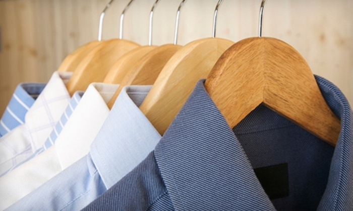 Zoom Dry Cleaning - Multiple Locations: $15 for $30 Worth of Dry Cleaning at Zoom Dry Cleaning. Three Locations Available.