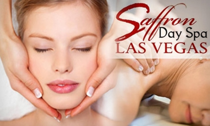 Saffron Day Spa Las Vegas - Las Vegas: $85 for a SilkPeel Facial at Saffron Day Spa Las Vegas ($195 Value)