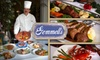 Gemmell's - Dana Point: $35 for $70 Worth of Fine French Cuisine and Drinks at Gemmell's