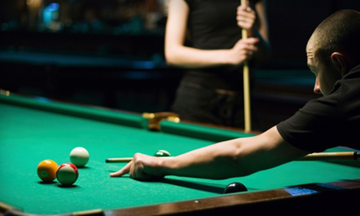 Bel Air Billiards Sports Pub - Pleasant Hills: Pub Fare, Drinks, and Billiards at Bel Air Billiards Sports Pub (Up to 58% Off). Two Options Available.