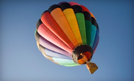 Hot Air Balloon Ride for 1 on Monday-Thursday (a $279 value) - Balloon Quest - Capt. Phogg Balloon Rides in Fenton