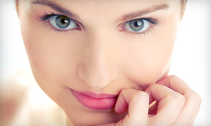Iris Beauty Solution - Marpole: One, Three, or Six Green-Peel Facials at Iris Beauty Solution (Up to 87% Off)